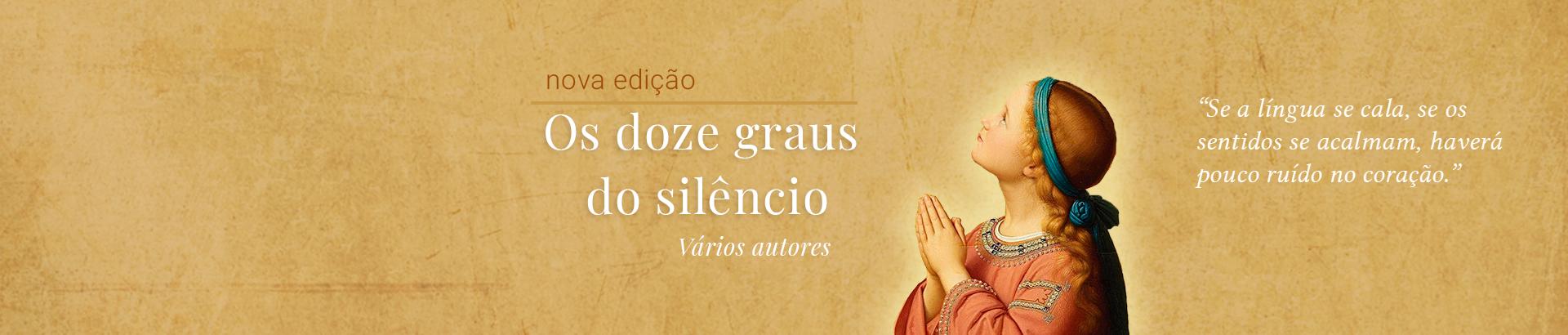 Doze graus do silêncio