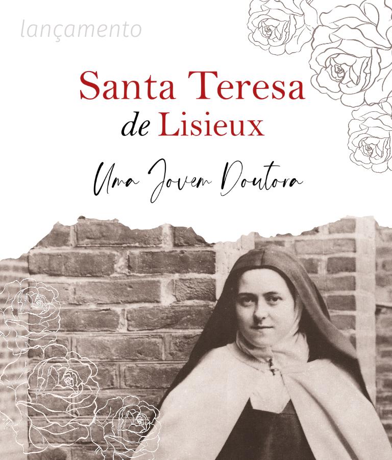 Lançamento Santa Teresa de Lisieux
