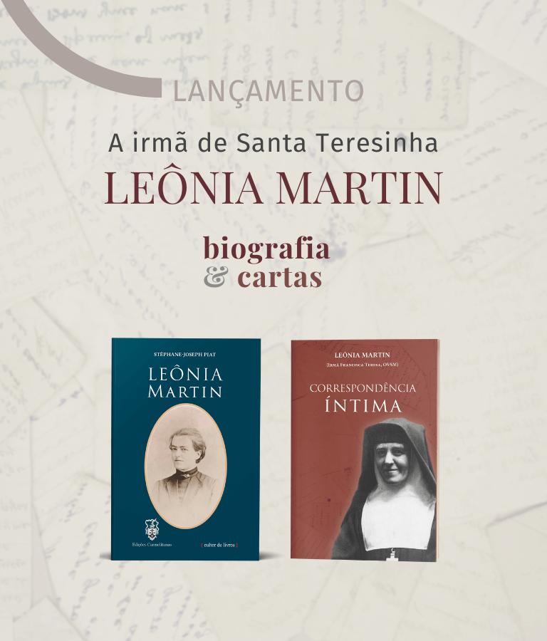 Biografia Leônia Martin