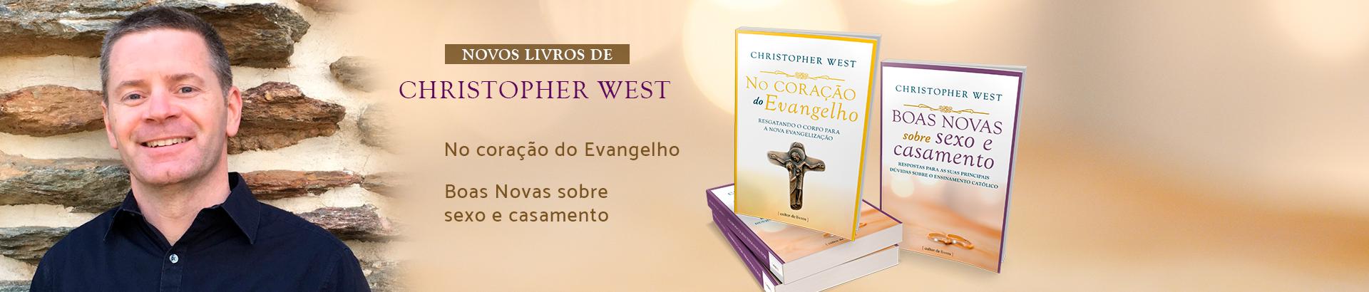 Novos livros de Christopher West