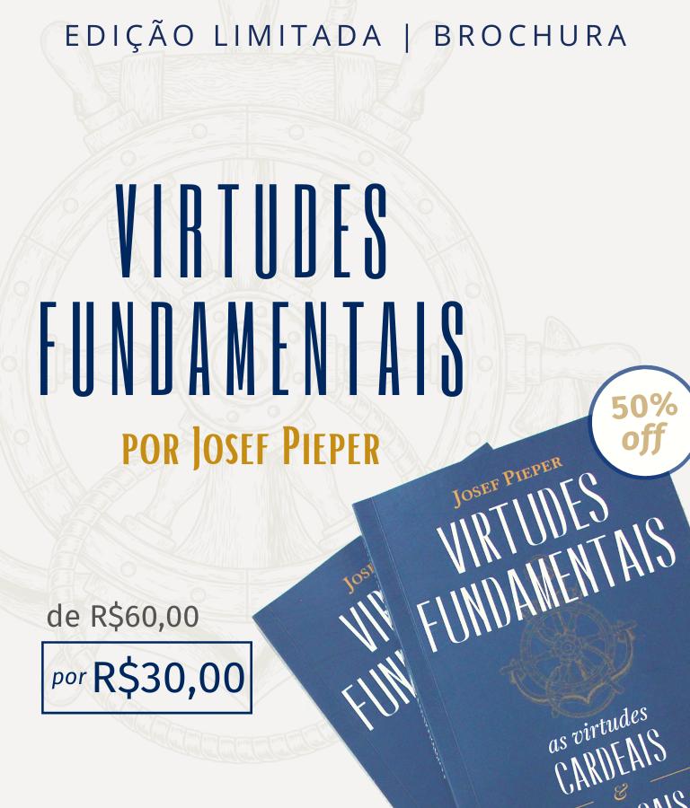Virtudes Fundamentais - brochura