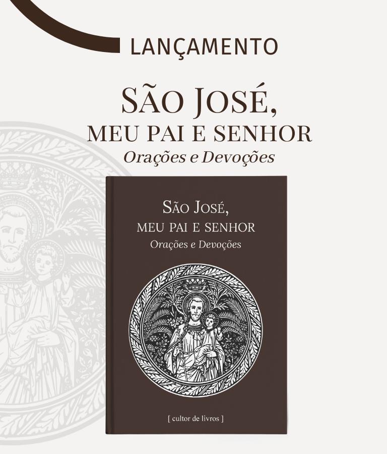 Devocionário São José, meu pai e senhor