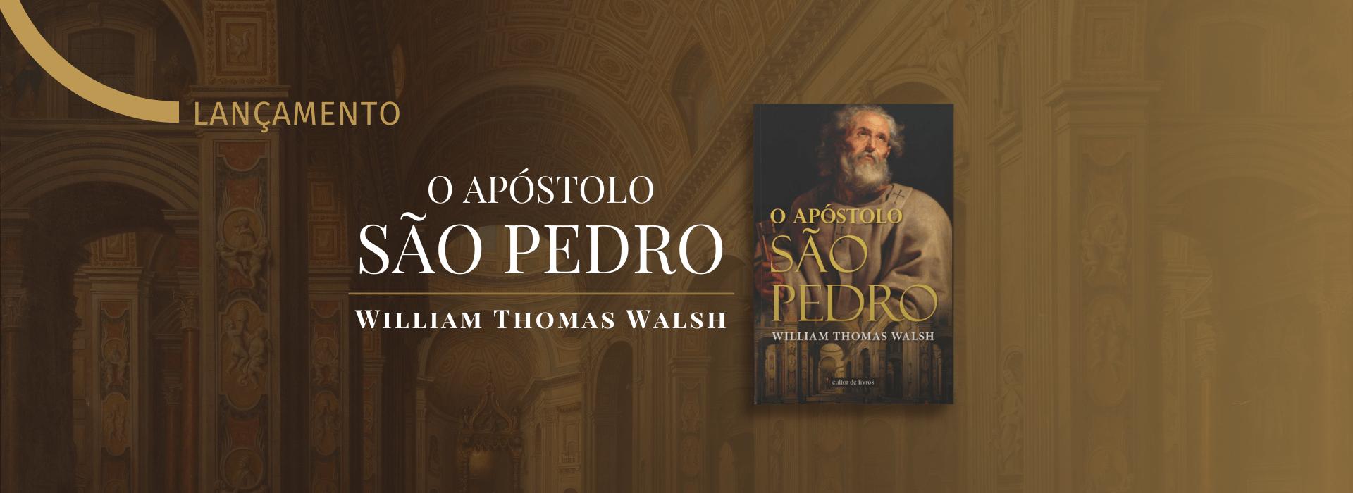 O Apóstolo São Pedro
