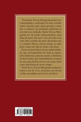 A espiritualidade de Santa Teresa Margarida do Coração de Jesus
