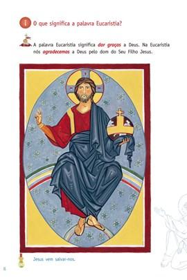 A Eucaristia, pão de vida eterna