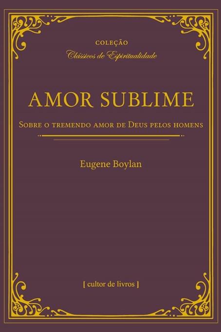 Amor sublime