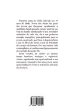 Deus é alegria infinita - Estudos sobre Santa Teresa dos Andes