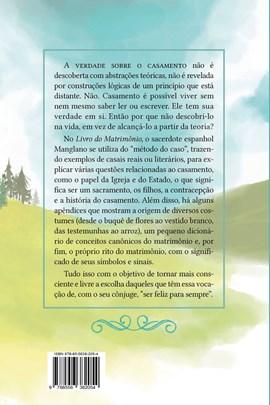 O Livro do Matrimônio - Essa misteriosa união