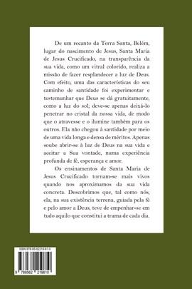 O pequeno nada - Vida de Santa Maria de Jesus Crucificado