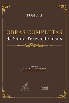 Obras completas de Santa Teresa de Jesus (03 tomos)