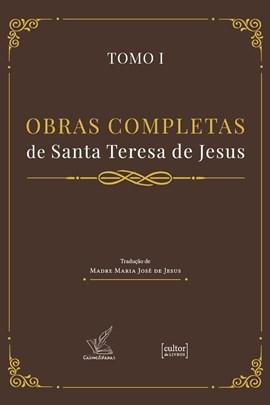 PRÉ-VENDA Obras completas de Santa Teresa de Jesus (03 tomos)