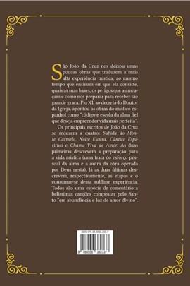 PRÉ-VENDA Obras completas de São João da Cruz