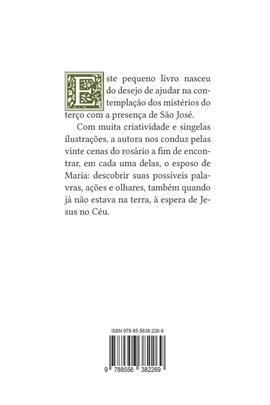 Presença de São José no rosário