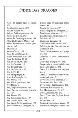 Seleta de orações