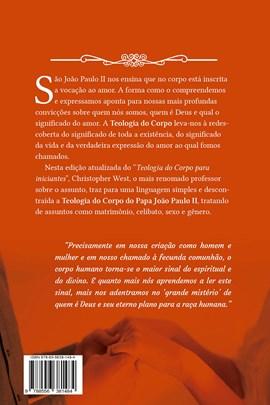 Teologia do Corpo para iniciantes - Edição São João Paulo II